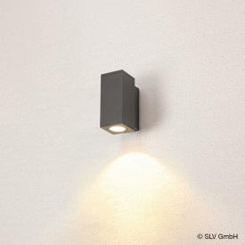 SLV ENOLA LED Wandleuchte mit CCT, 1-flammig quadratisch