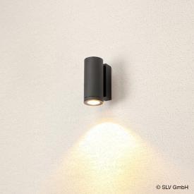 SLV ENOLA LED Wandleuchte mit CCT, 1-flammig rund