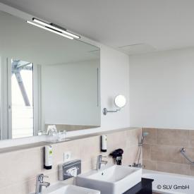 SLV GLENOS LED Wandleuchte/Spiegelleuchte