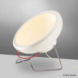 SLV I-RING LED Bodenleuchte mit Dimmer
