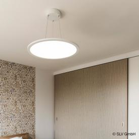 SLV LED PANEL LED Pendelleuchte