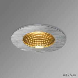 SLV Patta-I LED Einbau-Deckenleuchte / Spot rund