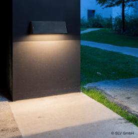 SLV PEMA LED Wandleuchte mit CCT