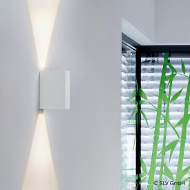 SLV QUAD 2 LED Wandleuchte