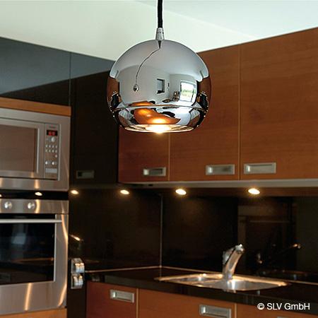 slv light eye pendelleuchte 133482 reuter. Black Bedroom Furniture Sets. Home Design Ideas