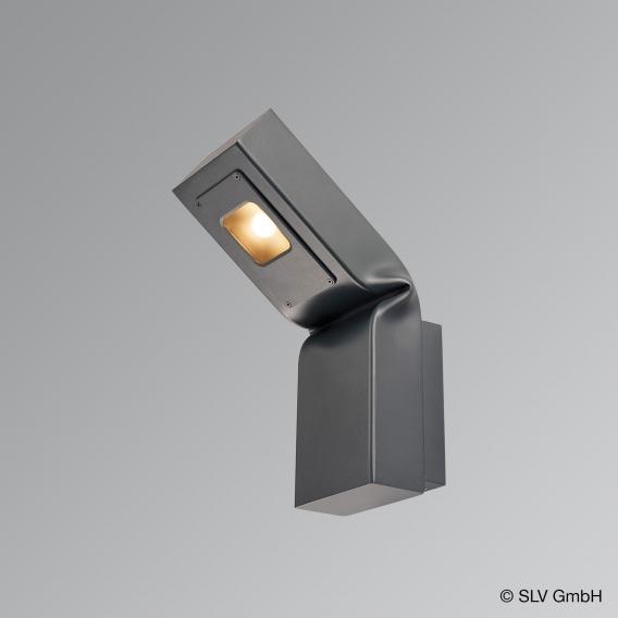 SLV BENDO LED Wandleuchte