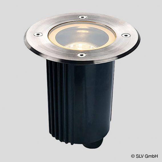 SLV DASAR 115 GU10 Bodeneinbauleuchte / Spot