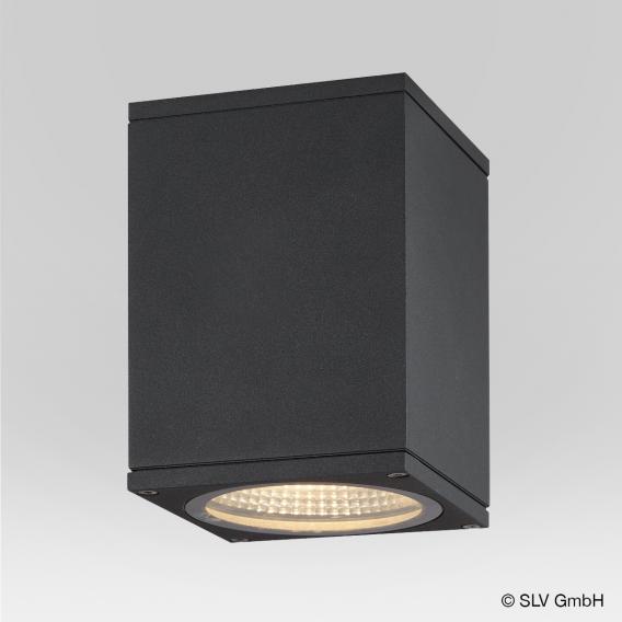 SLV ENOLA LED Deckenleuchte mit CCT, quadratisch