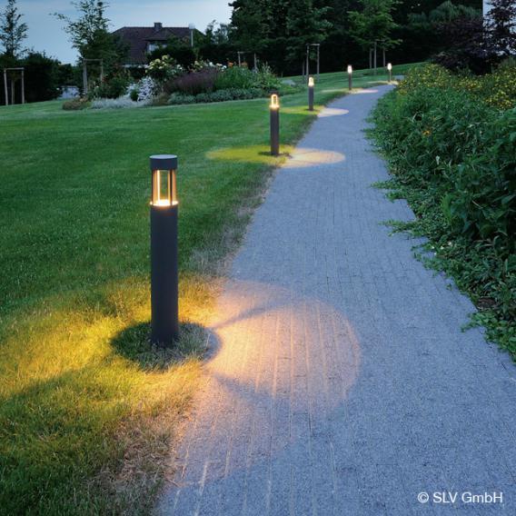 SLV SLOTS 65 LED Pollerleuchte