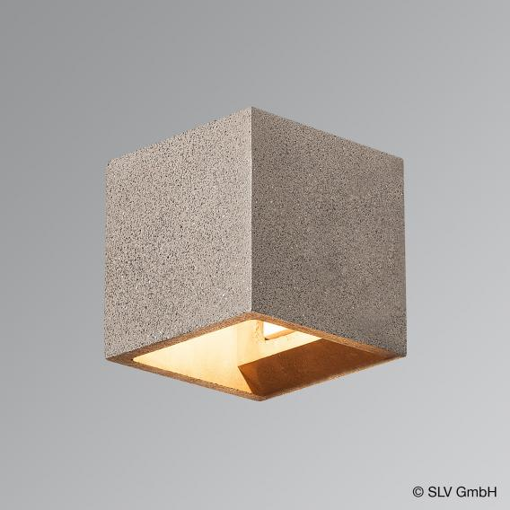 SLV SOLID CUBE Wandleuchte