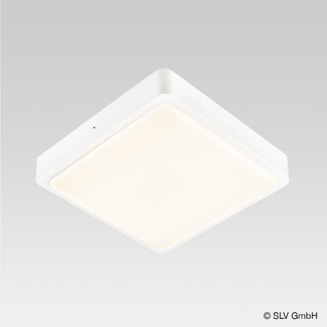 SLV AINOS LED Deckenleuchte mit Bewegungsmelder und CCT
