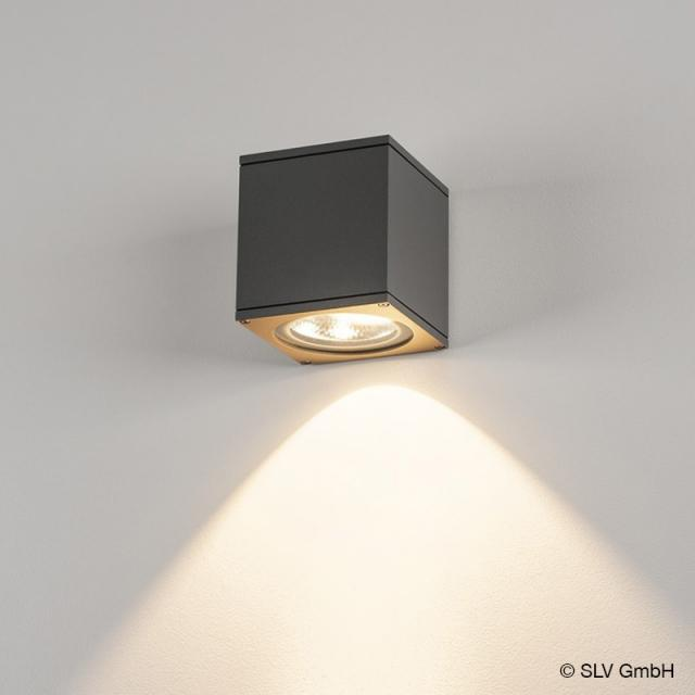 SLV BIG THEO LED Spot/Wandleuchte