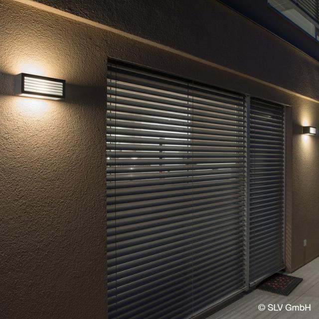 SLV BOX-L LED Wandleuchte