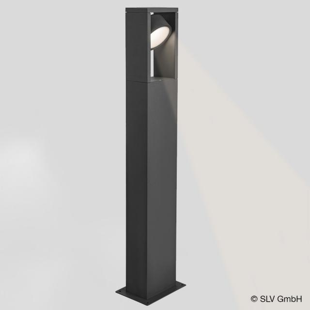 SLV ESKINA FRAME 75 LED Pollerleuchte mit CCT, 1-flammig