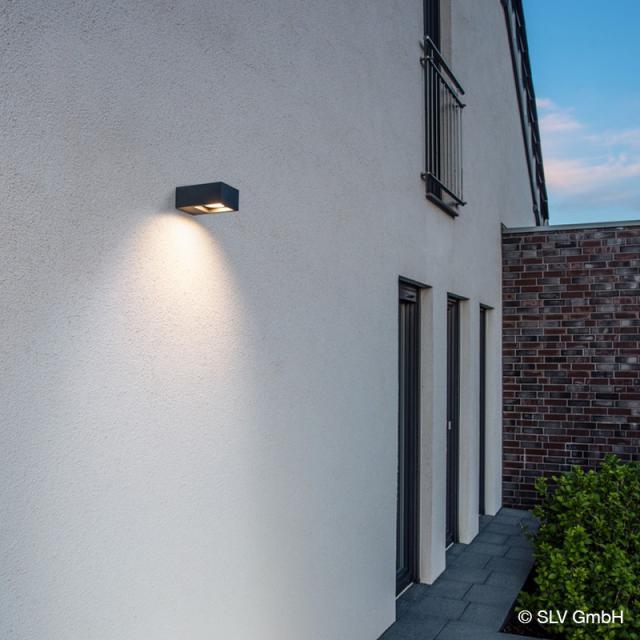 SLV ESKINA FRAME LED Wandleuchte mit CCT, 1-flammig
