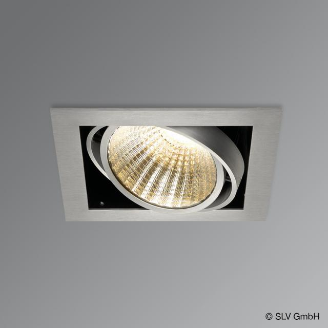 SLV Kadux 1 Set LED Einbau-Deckenleuchte / Spot