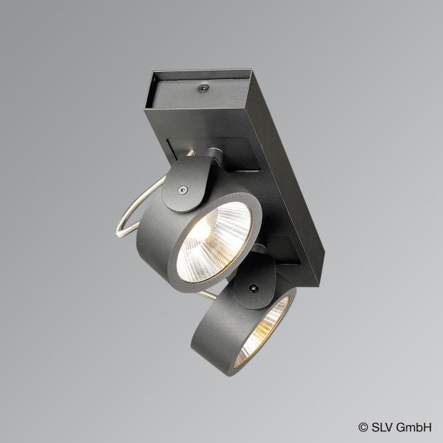 SLV Kalu 2 LED Deckenleuchte/Spot