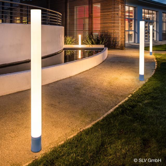 SLV LIGHT PIPE 60/90/140 LED Pollerleuchte
