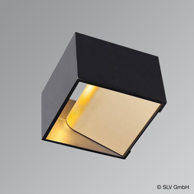 SLV LOGS IN LED Wandleuchte