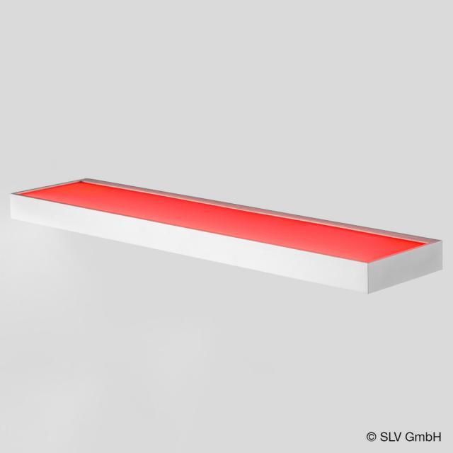 SLV NEW FLAT RGBW LED Wandleuchte mit Dimmer