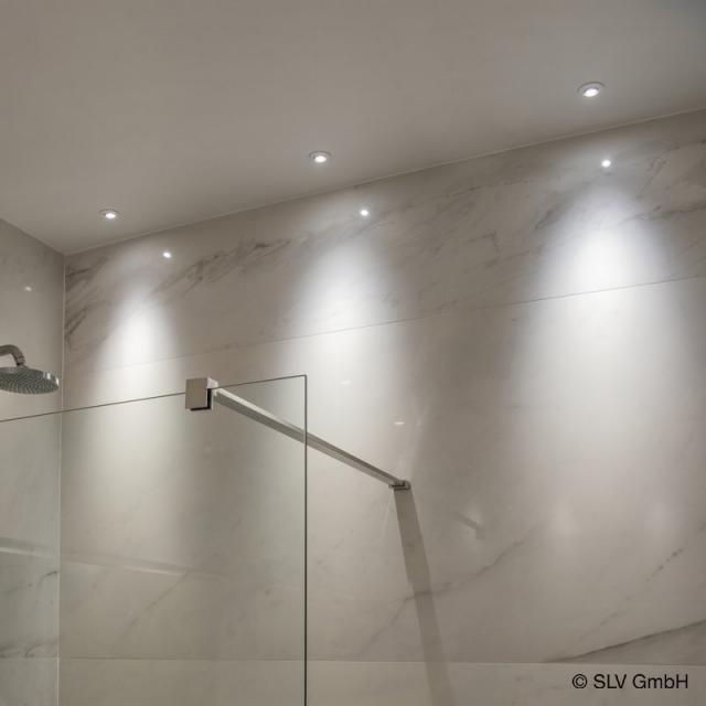 SLV NEW TRIA MINI LED Einbau-Deckenleuchte / Spot rund