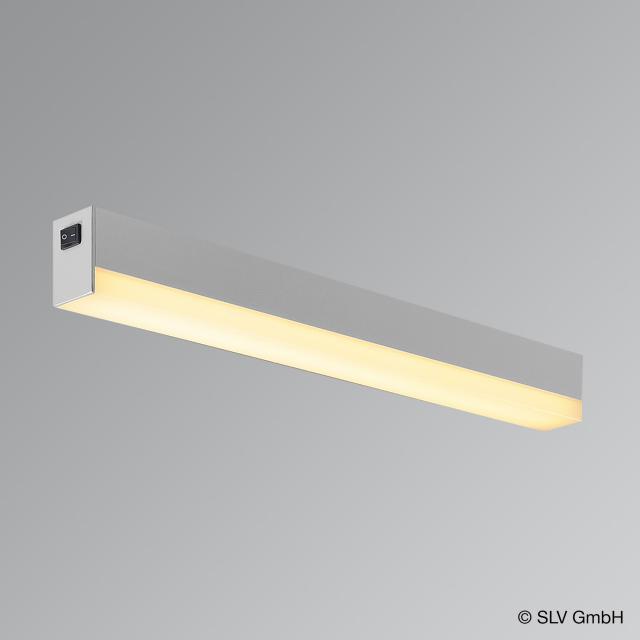 SLV SIGHT 60 LED Wand-/Deckenleuchte mit Schalter