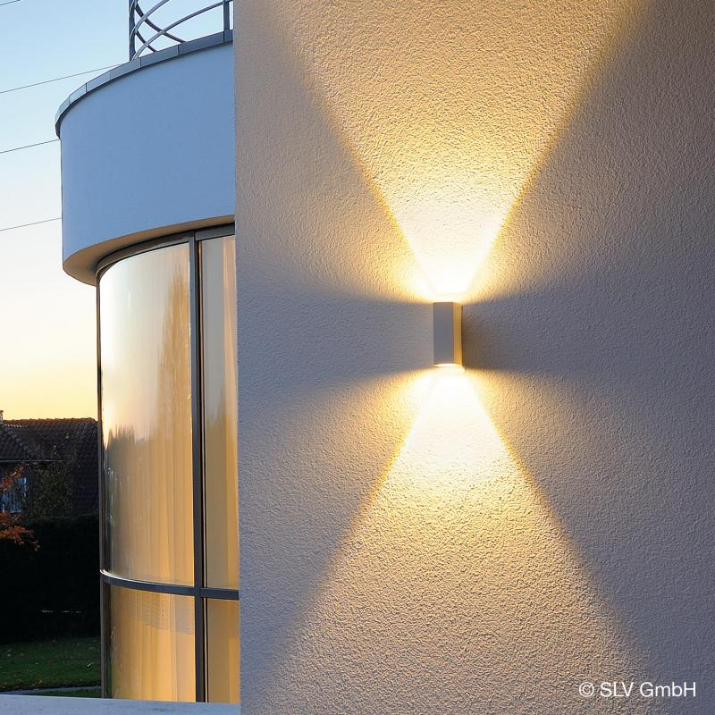 SLV QUAD 2 LED Wandleuchte - 232471 | REUTER