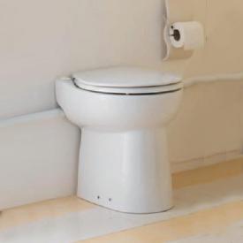 SFA Sanicompact ® 43 WC mit integrierter Hebeanlage pergamon
