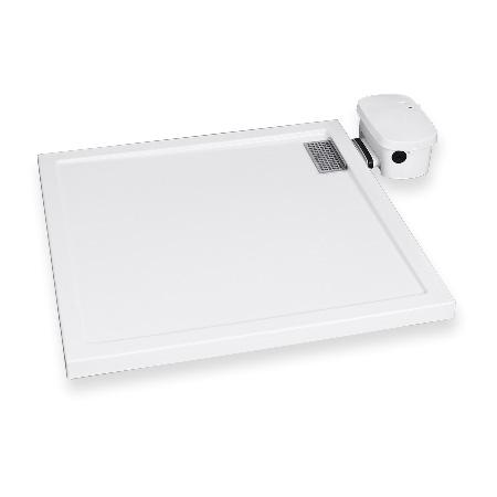 sfa sanibroy traymatic duschwanne mit hebeanlage l 900 x b 900 mm tme9090 reuter. Black Bedroom Furniture Sets. Home Design Ideas