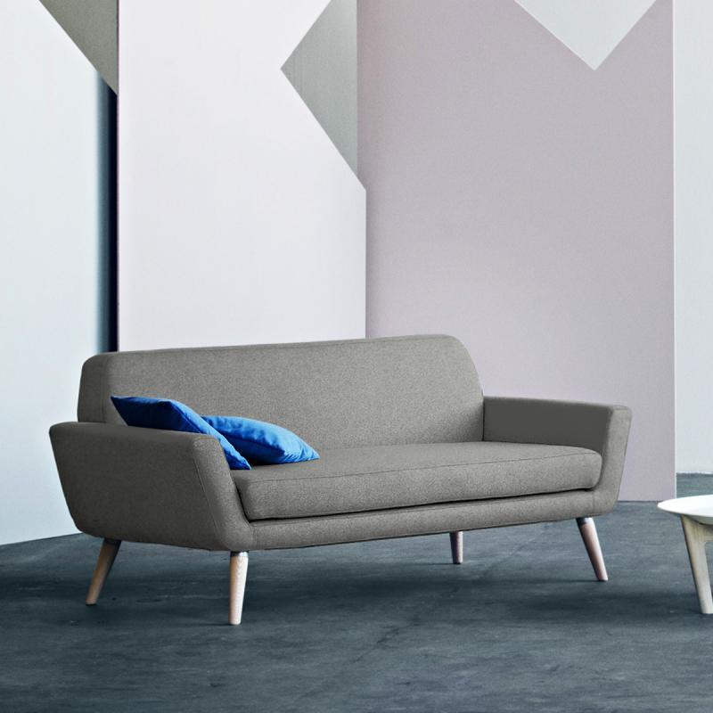 softline scope 2er sofa 2 342 620 reuter. Black Bedroom Furniture Sets. Home Design Ideas