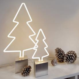 Sompex Cubic Firi LED Tischleuchte