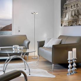 Sompex Konge LED Stehleuchte mit Dimmer