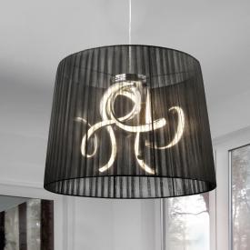 Sompex Organza LED Pendelleuchte rund