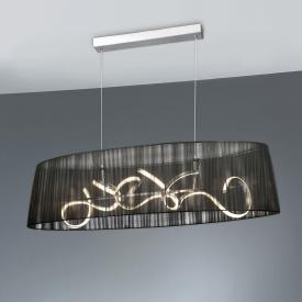 Sompex Organza LED Pendelleuchte oval
