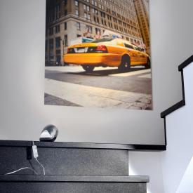 Sompex Ovola LED Tischleuchte mit Dimmer