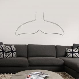 Sompex Whale LED Wandleuchte mit Zuleitung