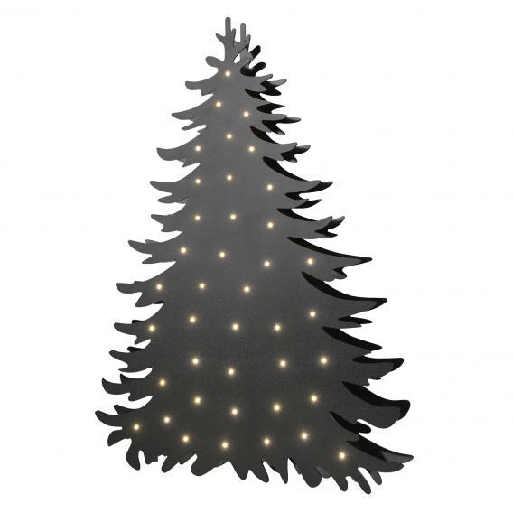 Sompex Blacky LED Bodenleuchte/Tischleuchte
