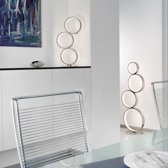 Sompex Loop LED Tischleuchte mit Dimmer