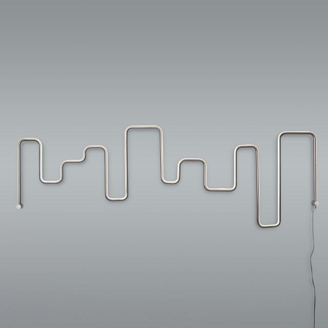 Sompex Skyline LED Wandleuchte mit Zuleitung