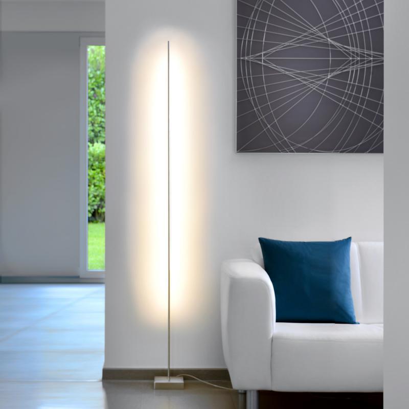 Sompex Pin LED Stehleuchte mit Dimmer - 87471 | Reuter