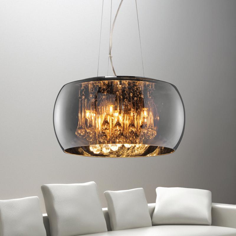 trio vapore pendelleuchte 5 flammig 311210506 reuter. Black Bedroom Furniture Sets. Home Design Ideas