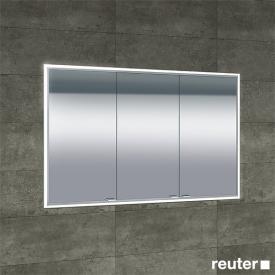 spiegelschrank für bad oder gäste-wc kaufen bei reuter - Spiegelschrank Badezimmer 120 Cm