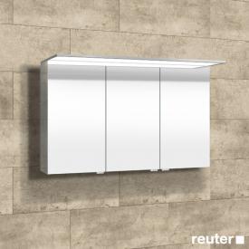Sprinz Modern-Line Aufputz Spiegelschrank ohne Hintergrundbeleuchtung