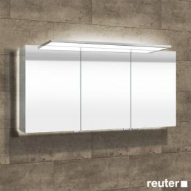 Sprinz Modern-Line Aufputz Spiegelschrank mit Hintergrundbeleuchtung