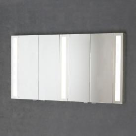 Sprinz Silver-Line Aufputz Spiegelschrank Modell-Nr. 07 Korpus verspiegelt, ohne Hintergrundbeleuchtung