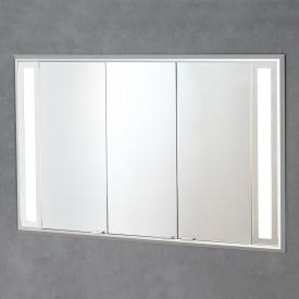 Sprinz Silver-Line Unterputz Spiegelschrank Modell-Nr. 03 ohne Hintergrundbeleuchtung