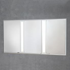 Sprinz Silver-Line Unterputz Spiegelschrank Modell-Nr. 04 ohne Hintergrundbeleuchtung