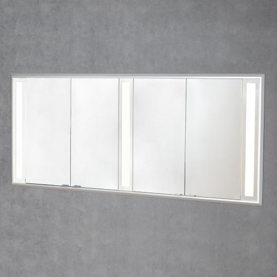 Sprinz Silver-Line Unterputz Spiegelschrank Modell-Nr. 07 ohne Hintergrundbeleuchtung