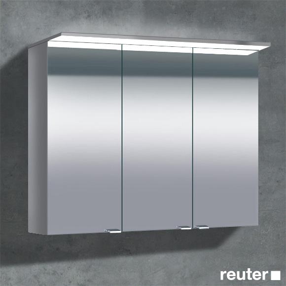 Sprinz classical line aufputz spiegelschrank mit paneel for Beleuchtung spiegelschrank