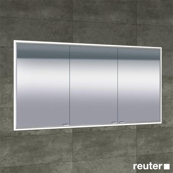 sprinz classical line unterputz spiegelschrank umlaufend beleuchtet c031500amam29e ll1500 reuter. Black Bedroom Furniture Sets. Home Design Ideas